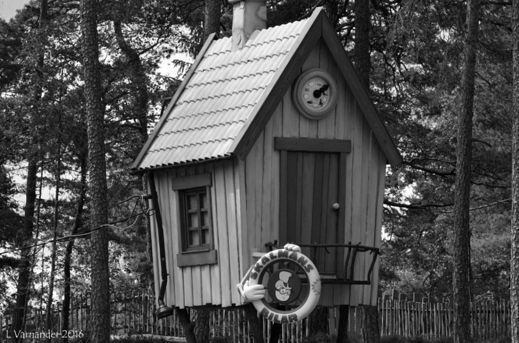 Skalmans hus